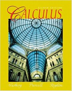 Calculus – Edwin Purcell, Dale Varberg – 8th Edition