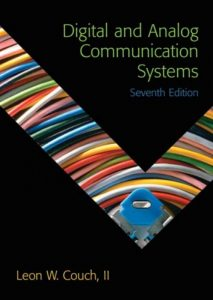 Digital & Analog Communication Systems – Leon W. Couch – 7th Edition