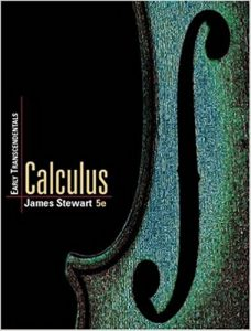 Calculus: Early Transcendentals – James Stewart – 5th Edition