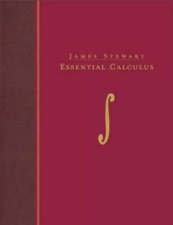 Essential Calculus – James Stewart – 1st Edition