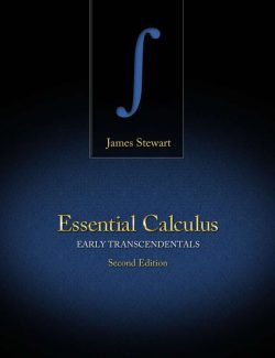 Essential Calculus Early Transcendentals – James Stewart – 2nd Edition