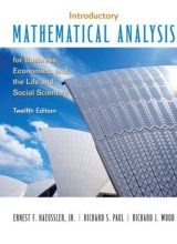 Introductory Mathematical Analysis for Business - Ernest Haeussler - 12th Edition 75