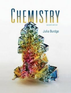 Chemistry – Julia Burdge – 2nd Edition