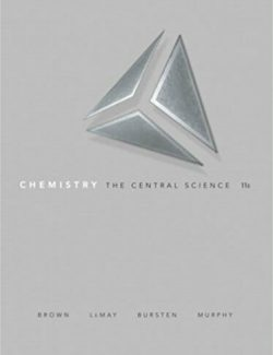 Chemistry: The Central Science – Theodore L. Brown – 11th Edition