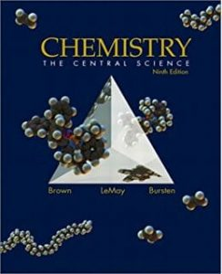 Chemistry: The Central Science – Theodore L. Brown – 9th Edition