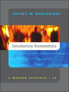 Introductory Econometrics: A Modern Approach – J. Wooldridge – 2nd Edition
