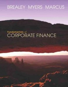 Fundamentals of Corporate Finance - Richard A. Brealey - 4th Edition 24