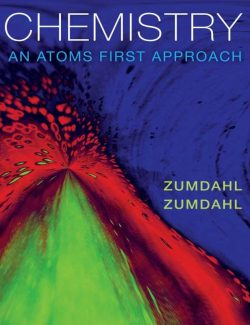 Chemistry: An Atoms First Approach – Steven Zumdahl, Susan Zumdahl – 1st Edition