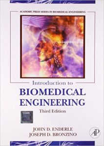 Introduction to Biomedical Engineering – Enderle, Bronino – 3th Edition
