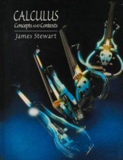 Multivariable Calculus: Concepts and Contexts – James Stewart – 3rd Edition
