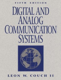 Digital and Analog Communication Systems – León W. Couch – 5th Edition