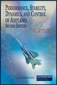 Performance, Stability, Dynamics and Control of Airplanes - Bandu N. Pamadi - 1st Edition 21