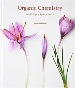 Organic Chemistry: With Biological Applications – John McMurry – 2nd Edition