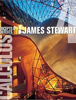 Calculus: Concepts and Contexts – James Stewart – 4th Edition