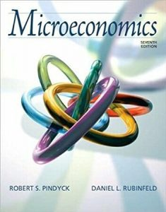 Microeconomics – R. Pindyck, D. Rubinfeld – 7th Edition
