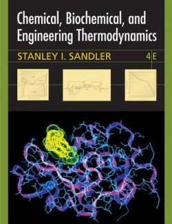 Chemical, Biochemical, and Engineering Thermodynamics - Stanley I. Sandler - 4th Edition 24