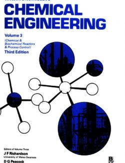 Chemical Engineering Vol.3 – Coulson & Richardson's – 3rd Edition
