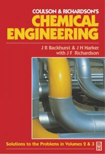 Chemical Engineering Vol.2 – Coulson & Richardson's – 5th Edition