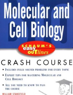 Molecular and Cell Biology (Schaum) - William Stansfield - 1st Edition 22