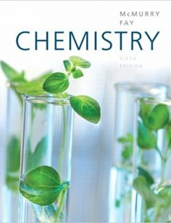 Chemistry – John McMurry, Robert C. Fay – 6th Edition