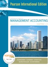 Introduction to Management Accounting - Charles T. Horngren - 14th Edition 74
