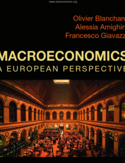 Macroeconomics: A European Perspective - Blanchard, Amighini & Giavazzi - 1st Edition 21