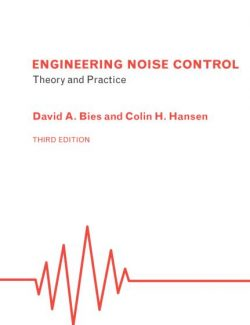 Engineering Noise Control – Bies & Hansen – 3rd Edition