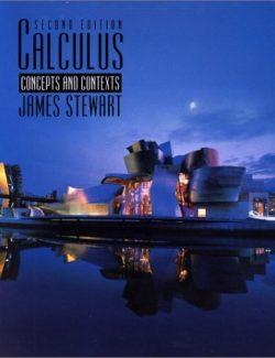 Calculus: Concepts and Contexts – James Stewart – 2nd Edition
