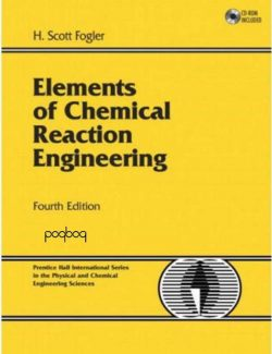 Elements of Chemical Reaction Engineering - S. Fogler - 3rd Edition 28