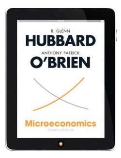 Microeconomics – Hubbard & Obrien – 4th Edition