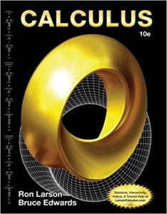 Calculus – Ron Larson – 10th Edition