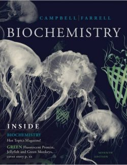 Biochemistry – Mary K. Campbell, Shawn O. Farrell – 7th Edition