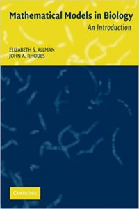 Mathematical Models in Biology - Elizabeth Allman - 1st Edition 21
