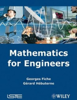 Mathematics for Engineers – Georges Fiche – 1st Edition