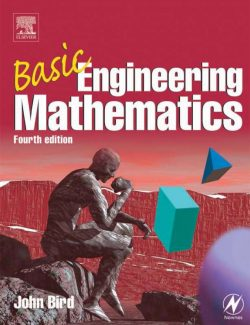 Basic Engineering Mathematics – John Bird – 4th Edition