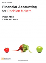 Financial Accounting for Decision Makers - Atrill & McLaney - 6th Edition 74