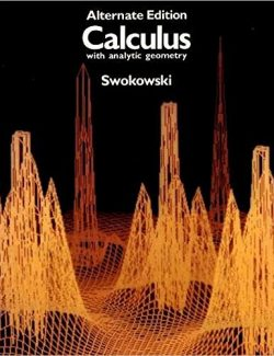 Calculus with Analytic Geometry - Earl Swokowski - 2 edition 21