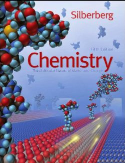 Chemistry: The Molecular Nature of Matter and Change – Martin S. Silberberg – 5th Edition