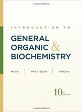 Introduction to General, Organic, and Biochemistry - Hein, Pattison - 10th Edition 78