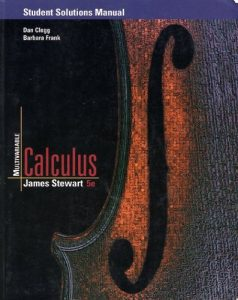 Multivariable Calculus – James Stewart – 5th Edition