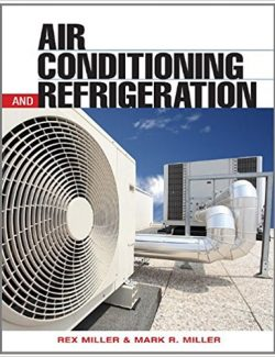 Air Conditioning and Refrigeration - R. Miller, M. Miller - 2st Edition 25