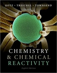 Chemistry and Chemical Reactivity – John C. Kotz – 8th Edition
