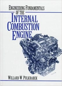 Engineering Fundamentals of the Internal Combustion Engine – W. Pulkrabek – 1st Edition
