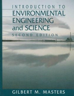 Environmental Engineering and Science – Gilbert M. Masters – 2nd Edition