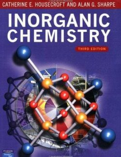 Inorganic Chemistry - Catherine E. Housecroft, Alan G. Sharpe - 3rd Edition 28