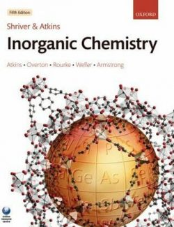 Inorganic Chemistry – Shriver & Atkins – 5th Edition