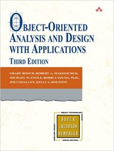 Object-Oriented Analysis and Design with Applications – Grady Booch – 3rd Edition