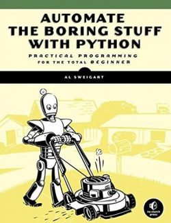 Automate the Boring Stuff with Python 2015 - Al Sweigart - 2nd Edition 21
