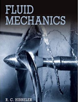 Fluid Mechanics – Russell C. Hibbeler – 1st Edition