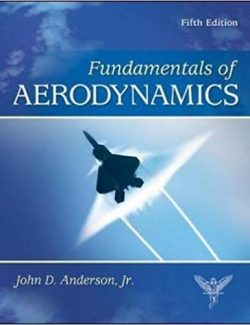 Fundamentals of Aerodynamics – John D. Anderson – 2nd Edition